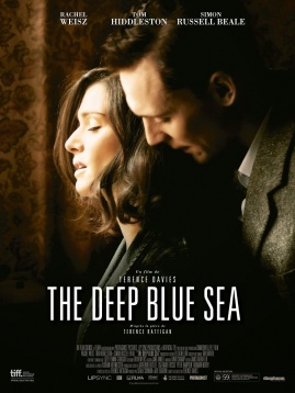 THE DEEP BLUE SEA - French Poster by What is Bobo