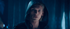 Jamie Campbell Bower as Jace Wayland The Mortal Instruments City of Bones