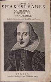 170px-Title_page_William_Shakespeare's_First_Folio_1623